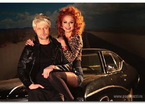 Чи-Ли и Гоша Куценко