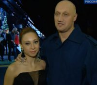 Новогодняя ночь на ТК Культура специально с Гошей Куценко и Юлией Пак